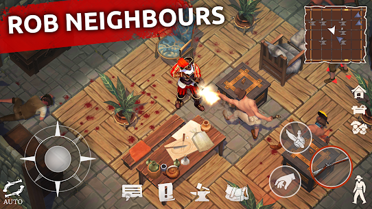 Mutiny: Pirate Survival RPG Mod Apk 0.20.4 (Free Crafting) 6