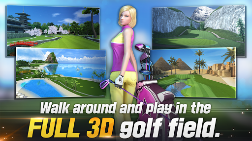 Golf Star™ apkmartins screenshots 1