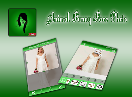 Animal Funny Face Photo Editor - náhled
