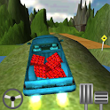 Car Racing Hill Excited 3D icon