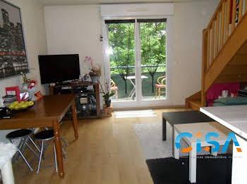 Appartement 2 pièces 46,69 m2
