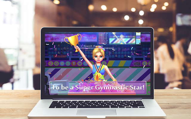 Gymnastics Superstar HD Wallpapers Game Theme