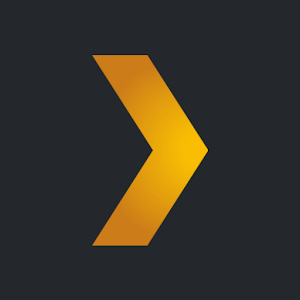 Plex Stream Free Movies Shows Live TV more 8.5.2.20133 by Plex Inc. logo
