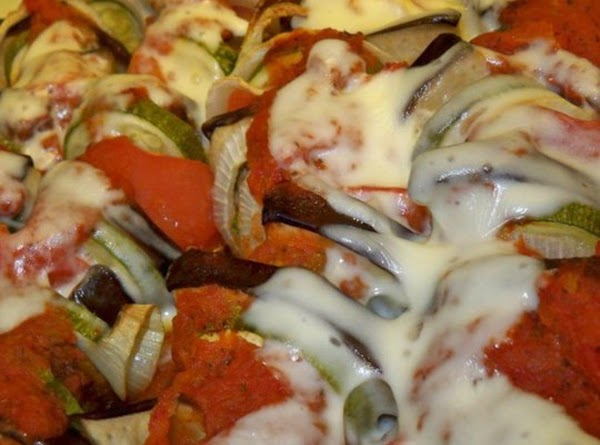 Easy Roasted Ratatouille Recipe