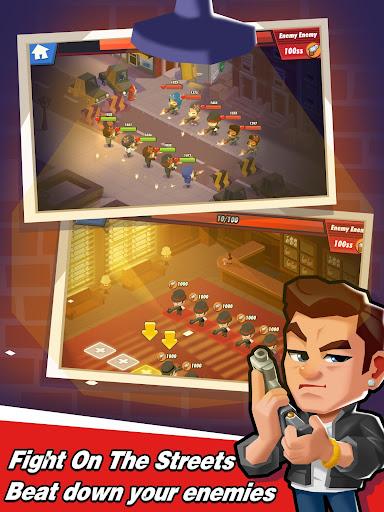 Code Triche Idle Mafia APK MOD screenshots 1