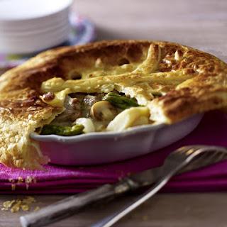 Pork & Asparagus Pot Pie