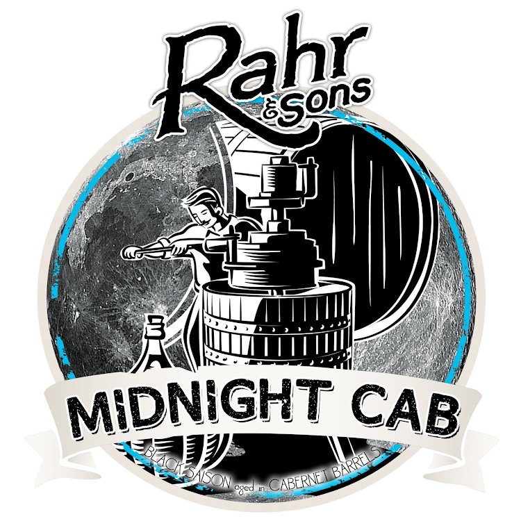 Logo of Rahr & Sons Midnight Cab