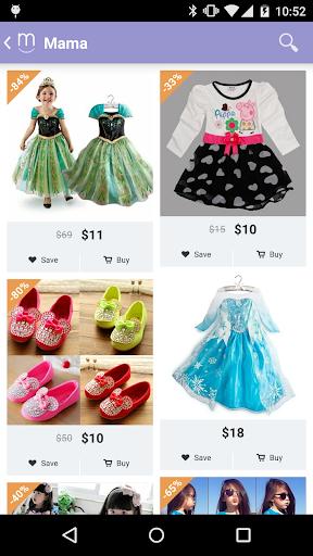 Mama - Thoughtful Shopping screenshot 4