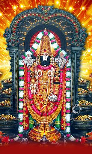 Sri Venkateswara Live Wallpaper  screenshots 1