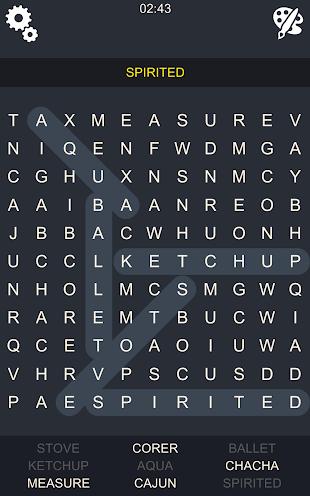Word Search Epic- screenshot thumbnail