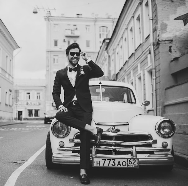 Wedding photographer Viktor Babincev (BVGDrug). Photo of 24.08.2015