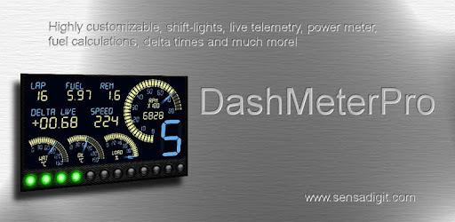 DashMeterPro for rF2 - Apps on Google Play