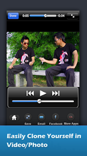 Split Lens 2-Clone Yourself in Photo & Video Mod