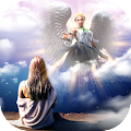 Angel in Photo APK