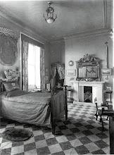 Photo: 1918 Lady Sackville's Regency style bedroom