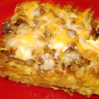 Cajun Breakfast Casserole
