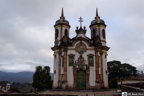 Igreja de São Francisco de Assis, Ouro Preto - semana santa 2019