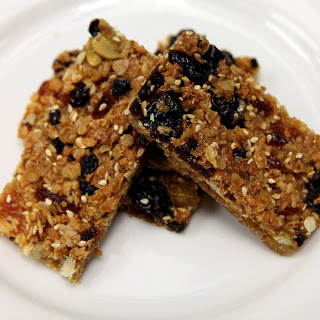 White House Fruit and Oat Bars