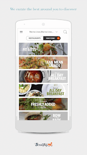 Free Food Delivery - Scootsy- screenshot thumbnail