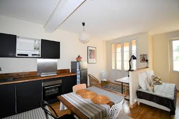 Appartement meublé 2 pièces 46,85 m2