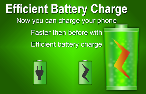 Efficient Battery Charger