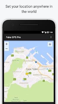 Fake GPS Pro (Route + Tilt)