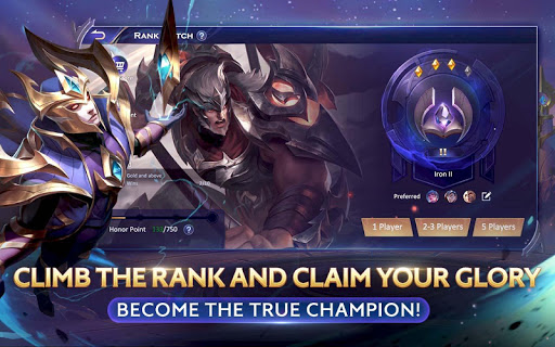 Champions Legion | 5v5 MOBA apkdebit screenshots 5