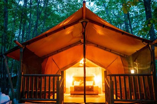 Terramor Outdoor Resort Review: Glamping near Acadia