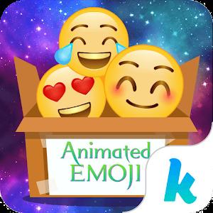 Kika Emoji Animated Sticker