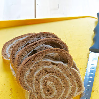 Marbled Rye Loaf