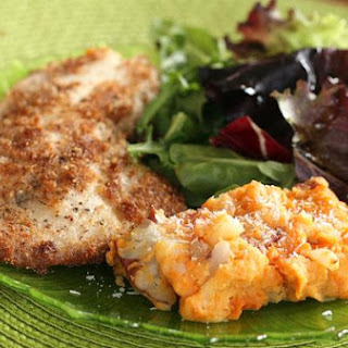 Coconut-Almond Crusted Tilapia