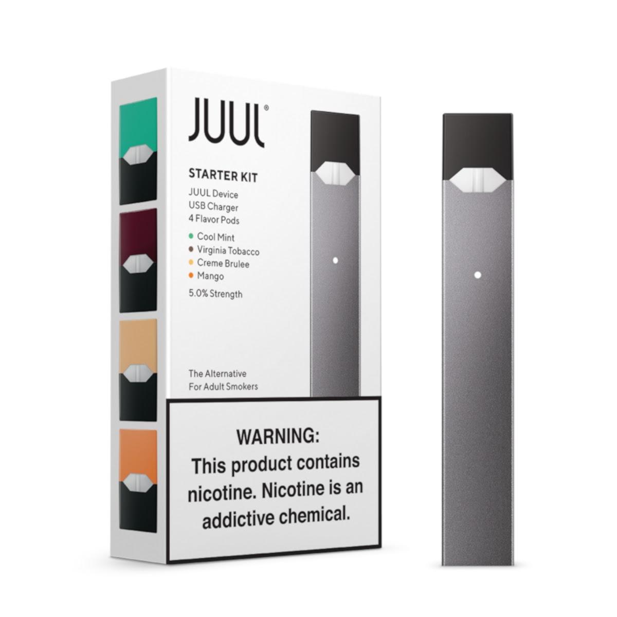 juul bts împotriva fumatului