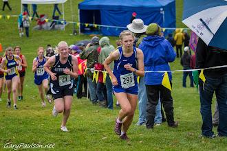 Photo: Varsity Girls 4A Eastern Washington Regional Cross Country Championship  Prints: http://photos.garypaulson.net/p517988639/e49194400