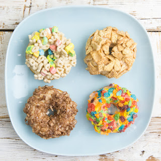 Cereal Donuts.