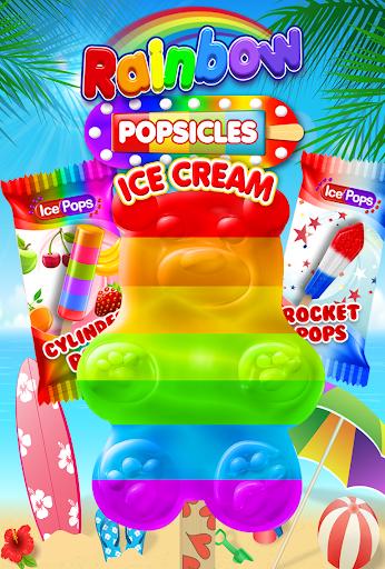 PC u7528 Rainbow Ice Cream & Popsicles 2