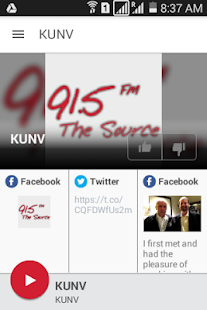 KUNV- screenshot thumbnail