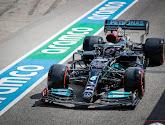 Hamilton pakt de pole in Imola voor Red Bull-rijders Pérez en Verstappen