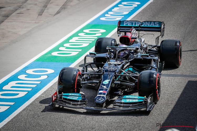 Hamilton sneller dan beide Red Bull-piloten en pakt de pole in Imola, Bottas stelt zwaar teleur in kwalificaties