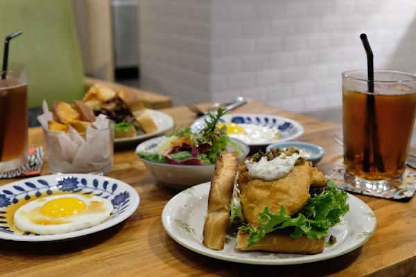 稜角室|早午餐不再是吃氣氛,食量大的好去處