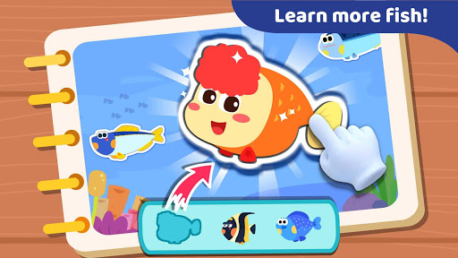 Baby Panda: Fishing apktram screenshots 15
