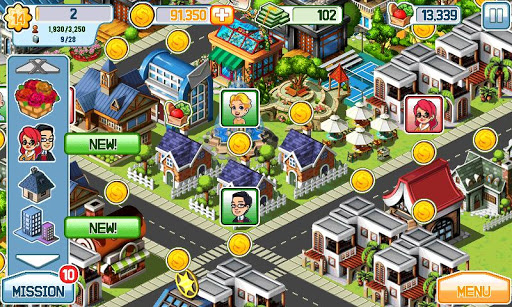 Little Big City screenshot 1