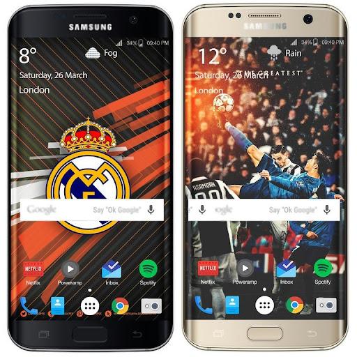 Real Madrid Wallpapers HD 4.1 screenshots 3