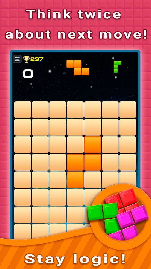 Puzzle Quazzle- screenshot