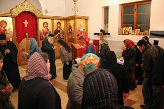 Photo: Сливен, благославяне на енориашите, 30 септември 2013 г.