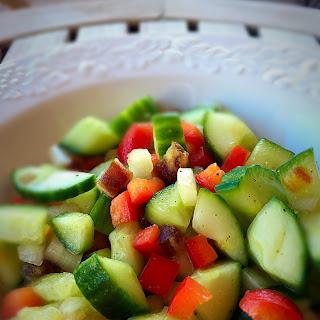 Cucumber Date Salad