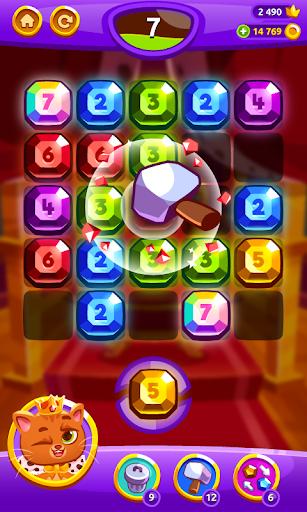 Bubbu Jewels - Merge Puzzle  screenshots 8
