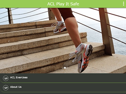 ACL Play It Safe - náhled