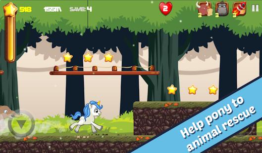 Run My Little Pony Animal Rescue - náhled