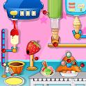 Ice Cream Factory Popsicle Cone Maker icon