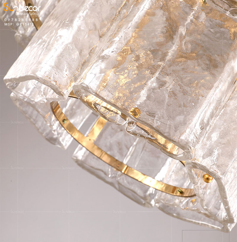 Đèn Chùm Pha Lê Cao Cấp Phòng Khách - GP0154TT-800